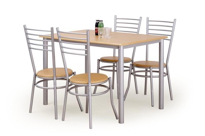 Stalas su kėdėmis ELBERT