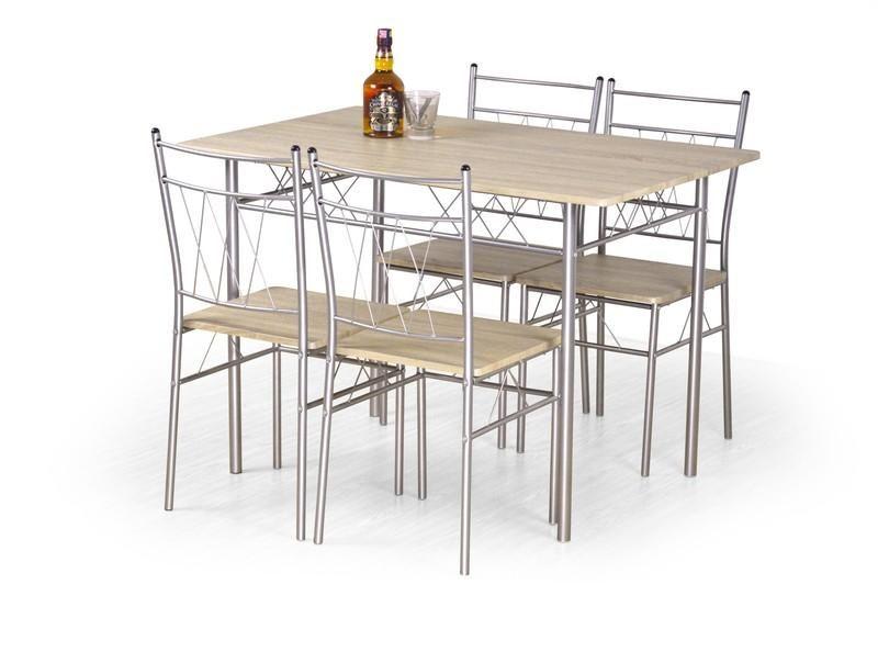 Stalas su kėdėmis FAUST