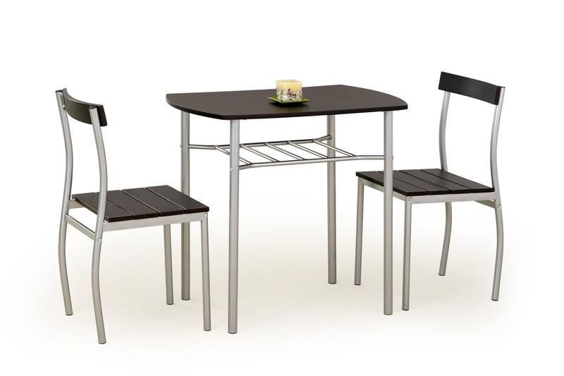 Stalas su kėdėmis LANCE venge