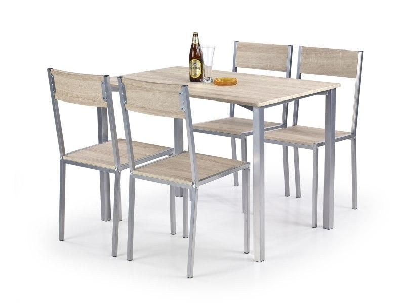 Stalas su kėdėm RALPH