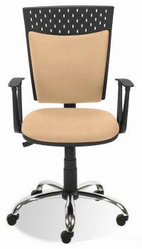 Biuro kėdė STILLO gtp steel chrome