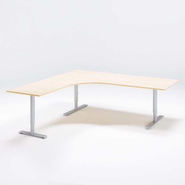 Elektra reguliuojmo aukščio stalas Adeptus II 1800/Alu/Kairė