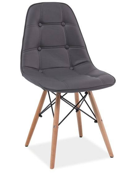 Kėdė AXEL pilka