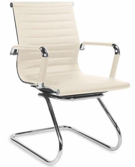 Kėdė PRESTIGE skid kreminė