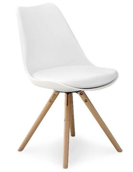 Kėdė K-201 balta