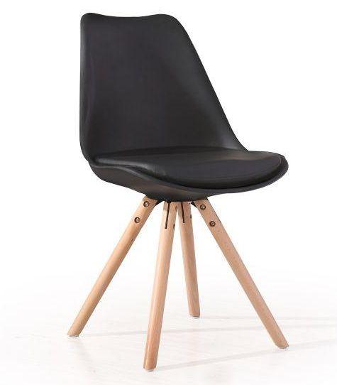 Kėdė K-201 juoda