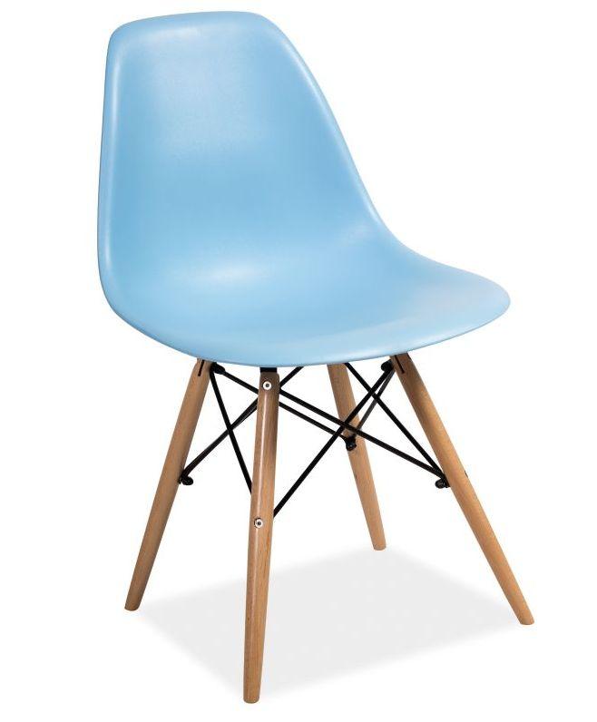 Kėdė ENZO žydra