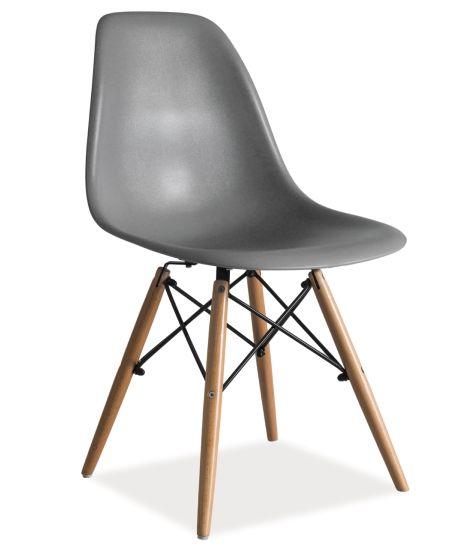 Kėdė ENZO pilka