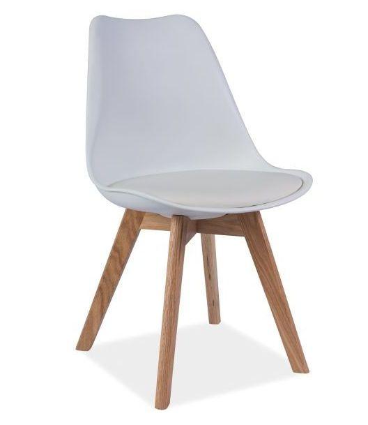 Kėdė KRIS balta