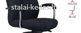 Ypatingai atspari kėdė
