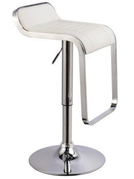 Baro kėdė H-4 kreminė