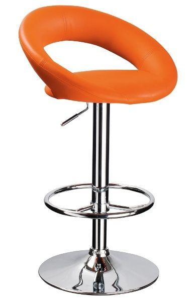 Baro kėdė H-15 apelsinas
