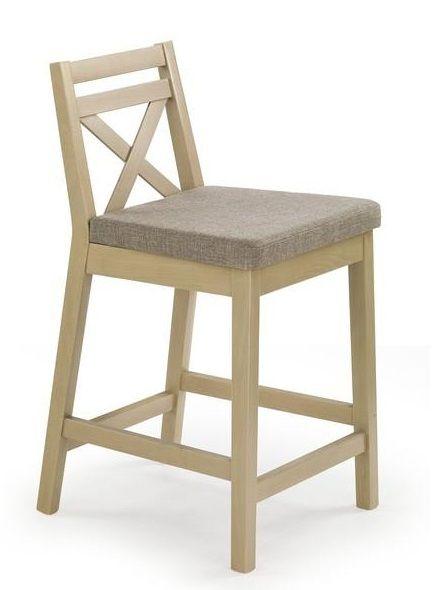 Pusbario kėdė BORYS ąžuolas