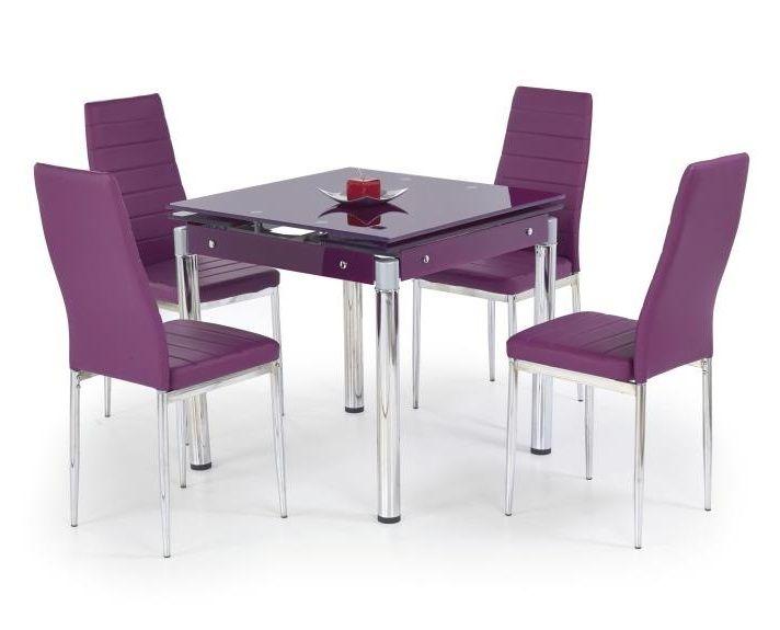 Stalas KENT violetinis