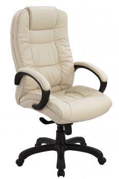 Biuro kėdė MONTEREY kreminė